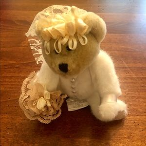 Little Bride Teddy Bear